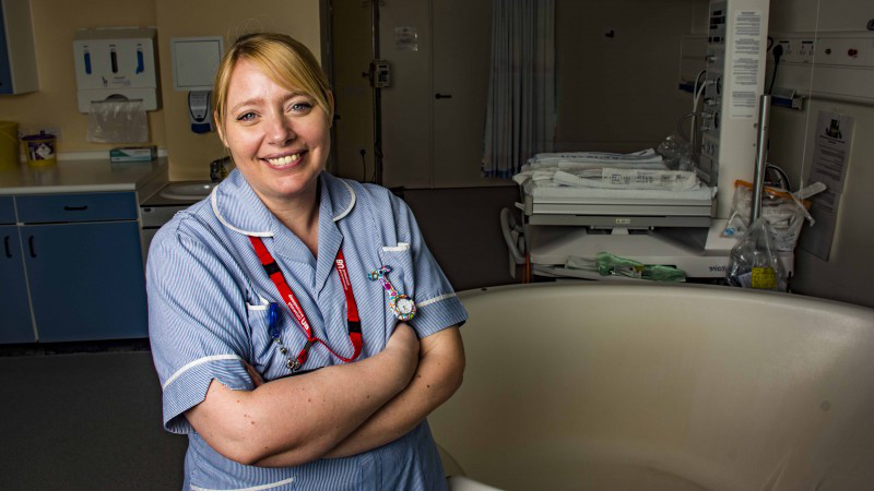 Becky Weston - healthcare heroes