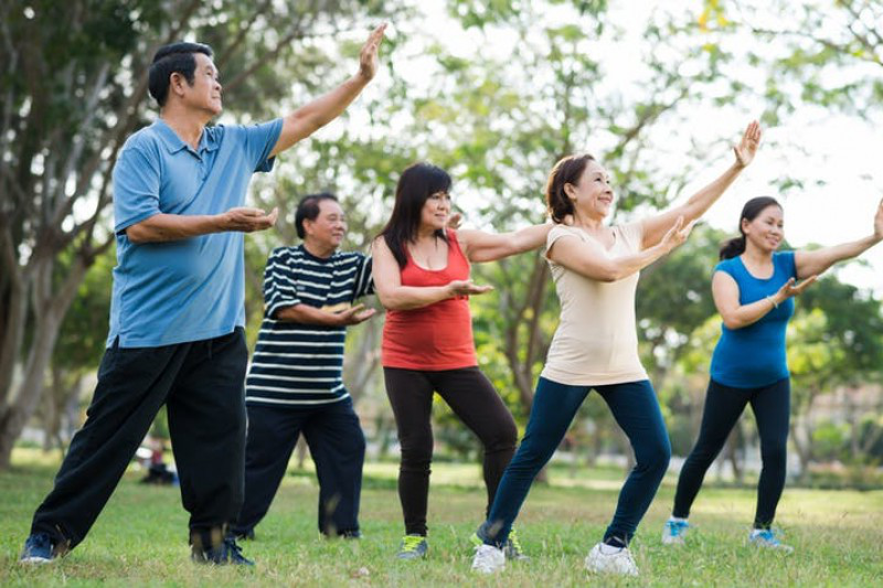 Tai Chi Conversation article