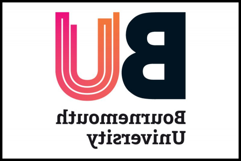 BU logo with border