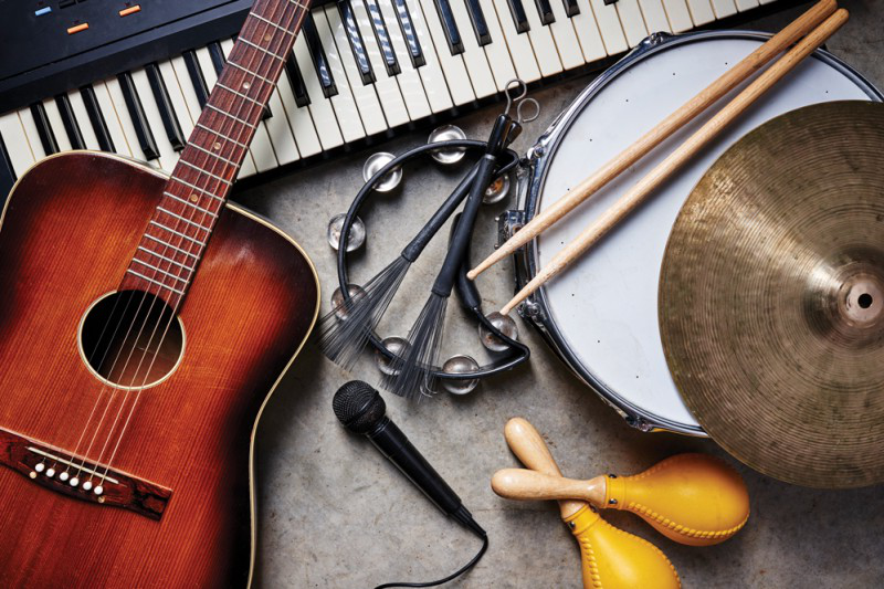 Some musical instruments